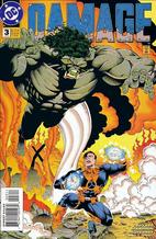 Damage # 3, June 1994 [Comic Book] by Jim…
