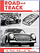 Road & Track 1950-03 (March 1950) Vol. 1 No.…