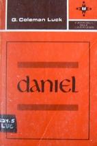 Daniel (Everyman's Bible Commentary) by…