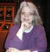 Author photo. Nancy Varian Berberick