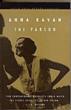 The Parson by Anna Kavan