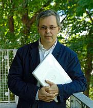 Author photo. Alef-himself