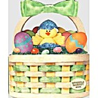 My Sparkle Basket Easter Book by Jackie Wolf