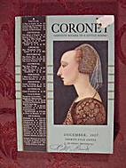 Coronet Magazine, December, 1937; Volume 1,…