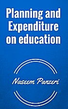 Planning and Expenditure on education by…