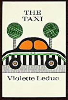 The taxi by Violette Leduc