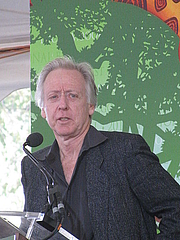 Author photo. At the National Book Festival, 2012