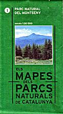 Parc Natural del Montseny escala 1:30000 by…