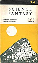 Science Fantasy, July-August 1964 by Kyril…
