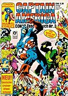 Captain America Comic-Taschenbuch 03