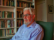 Author photo. Christopher Levenson