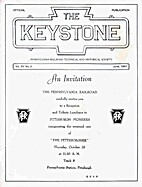 The Keystone, volume 15, n°2 by Richard D.…