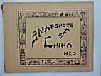 Snapshots of China, No. 2.