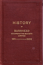 History of Barrhead Co-operative Society…