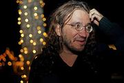 Author photo. Dr. Ben Goertzel after the 2009 Humantiy+ Summit in Irvine California Credit: Raj Dye