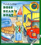 Boss bear's boat by Michelle Cartlidge