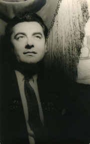 Author photo. Herbert Kubly (1915-1996)