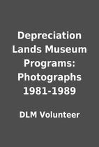 Depreciation Lands Museum Programs:…