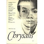 Chrysalis: A Magazine of Women's Culture No.…