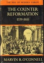 The Counter Reformation, 1559–1610 by…