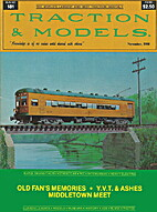 Traction and Models, Run No. 181 by Vane A.…