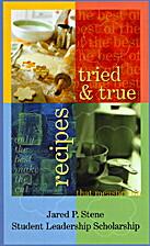 Jared Stene Cookbook by Char Kanski