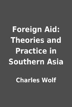 Foreign Aid: Theories and Practice in…