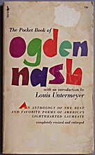 The Pocket Book of Ogden Nash by Unknown