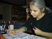 Author photo. Renate Alf