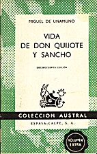 Vida de Don Quijote y Sancho by Miguel de…
