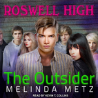 The Outsider by Melinda Metz