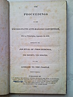 The proceedings of the United States…