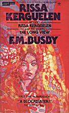 Rissa Kerguelen by F. M. Busby