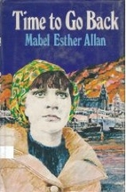 Time to Go Back by Mabel Esther Allan