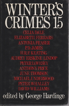 Winter's Crimes 15 by George Hardinge