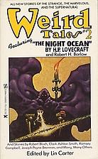 Weird Tales, No. 2 by Lin Carter