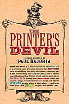 The Printer's Devil by Paul Bajoria