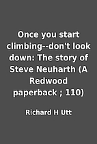 Once you start climbing--don't look down:…