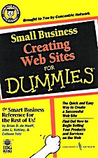 Small business creating web sites for…