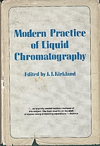 Modern practice of liquid chromatography by…