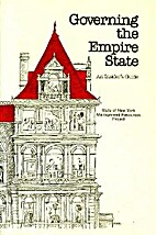 Governing the Empire State: An Insiders…