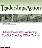 Hidden Potential: Embracing Conflict Can Pay…