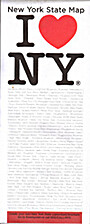 New York State map : I [love] NY [map] by…