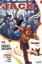 Jack of Fables Vol. 1: The (Nearly) Great…
