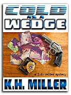 Cold as a Wedge (J.D. Reiter Mysteries, #1)…