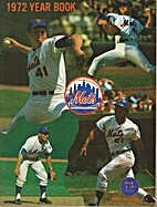 1972 NEW YORK METS OFFICIAL YEARBOOK by New…