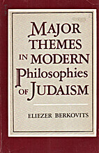 Major Themes in Modern Philosophies of…
