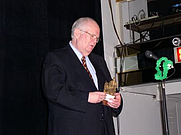 Author photo. <a href=&quot;http://www.flickr.com/people/nick_kaufmann&quot;>Nicholas Kaufmann</a> -- Stoker Awards, 2004