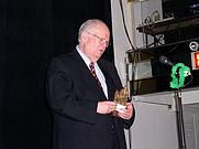 Author photo. <a href=&quot;http://www.flickr.com/people/nick_kaufmann&quot;>Nicholas Kaufmann</a> -- Stoker Awards, 2004