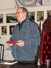 Author photo. Boris Strugatzki